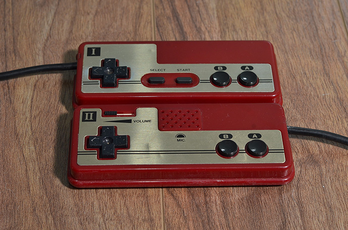 Nintendo Famicom Start Button
